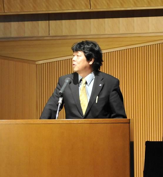 石川委員長
